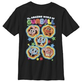 Youth: Gumball- All Star Cast T-shirts