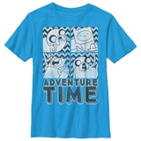 Youth: Adventure Time- Suiggle Boxes T-Shirt