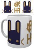 Destiny Jade Rabbit Mug Krus