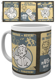 Fallout 4 Vault Poster Mug Tazza