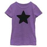 Young Girls: Steven Universe- Amethyst's Star Shirts