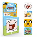 Adventure Time Mix Coaster Set Münzgeldbeutel