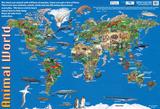 Animal World Print