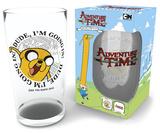 Adventure Time - Jake 500 ml Glass Neuheit