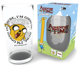 Adventure Time - Jake 500 ml Glass Novelty