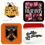 Suicide Squad Mix Coaster Set Posavasos