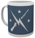 Fallout 4 Minute Men Mug Tazza