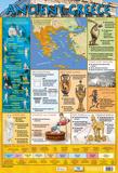 Antikes Griechenland Poster