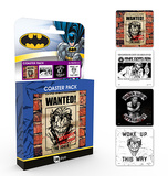 DC Comics Joker Coaster Set Posavasos