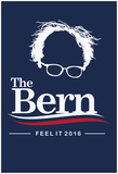 The Bern - Feel It (Navy) Prints