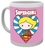 Justice League Supergirl Chibi Mug Tazza