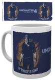 Uncharted 4 A Thiefs End Mug Tazza