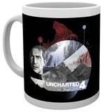 Uncharted 4 Mountain Mug Krus
