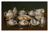 Still Life: Tea Set Plakater af Jean-Etienne Liotard