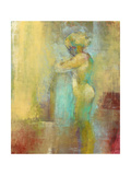 Bather 1 Premium Giclee Print by Maeve Harris