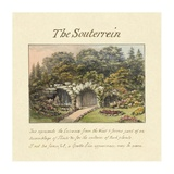 The Souterrein, 1813 Prints by Humphry Repton
