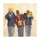 Jazz Trio I Posters par Samuel Dixon