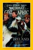Cover of the September, 1995 National Geographic Magazine Fotografisk tryk af Sam Abell