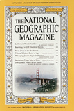 Cover of the December, 1959 National Geographic Magazine Photographic Print by B. Anthony Stewart