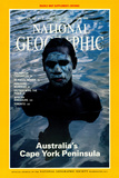 Cover of the June, 1996 National Geographic Magazine Photographic Print by Sam Abell