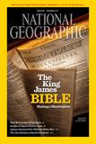 Cover of the December, 2011 National Geographic Magazine Fotografisk tryk af Jim Richardson