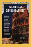 Cover of the June, 1970 National Geographic Magazine Fotografisk tryk af Winfield Parks