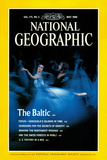 Cover of the May, 1989 National Geographic Magazine Fotografisk tryk af Cotton Coulson