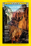Cover of the July, 1978 National Geographic Magazine Lámina fotográfica por W.E. Garrett