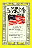 Cover of the July, 1959 National Geographic Magazine Photographic Print by B. Anthony Stewart