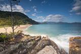 Praia Do Meio Beach in the Afternoon Impressão fotográfica por Alex Saberi