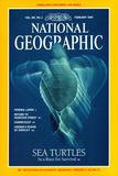 Cover of the February, 1994 National Geographic Magazine Impressão fotográfica por Bill Curtsinger
