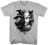 VIKINGS- Ragnar & RAVENs Camiseta