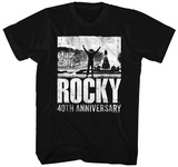 Rocky- The Steps 40th Anniversary T-skjorter