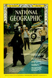 Cover of the May, 1972 National Geographic Magazine Fotografisk tryk af Jonathan Blair