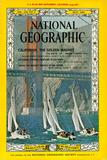 Cover of the May, 1966 National Geographic Magazine Fotografisk tryk af Jonathan Blair