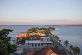Sunset over Punta Gorda, Cienfuegos, Cuba Photographic Print by Erika Skogg
