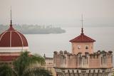 The Palacio De Valle in Cienfuegos, Cuba Photographic Print by Erika Skogg
