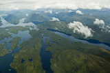 Aerial View of the Great Bear Rainforest Photographic Print by Cristina Mittermeier