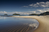 Praia Puruba in Ubatuba, Sao Paulo State, Brazil Impressão fotográfica por Alex Saberi
