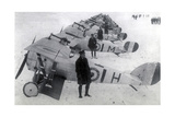 WWI, No. 1 RAF Squadron, 1917 Photographic Print by  Science Source