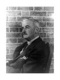 William Faulkner, American Author Fotografie-Druck von  Science Source