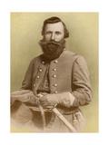 Jeb Stuart, Confederate General Reproduction procédé giclée par  Science Source