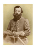 Jeb Stuart, Confederate General Giclee Print by  Science Source