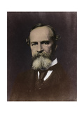 William James, American Philosopher Giclée-Druck von  Science Source
