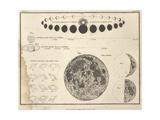 Celestial Atlas, 1822 Reproduction procédé giclée par  Science Source