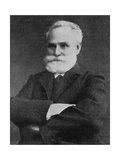 Ivan Pavlov, Russian Physiologist Photographic Print by  Science Source