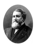 Cyrus McCormick, American Inventor Giclee Print by  Science Source