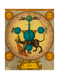 Alchemy Illustration Giclee Print by  Science Source