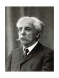 Gabriel Fauré, French Composer Photographic Print by  Science Source