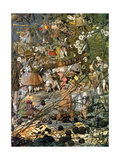 Fairy Feller's Master-Stroke Lámina giclée por  Science Source